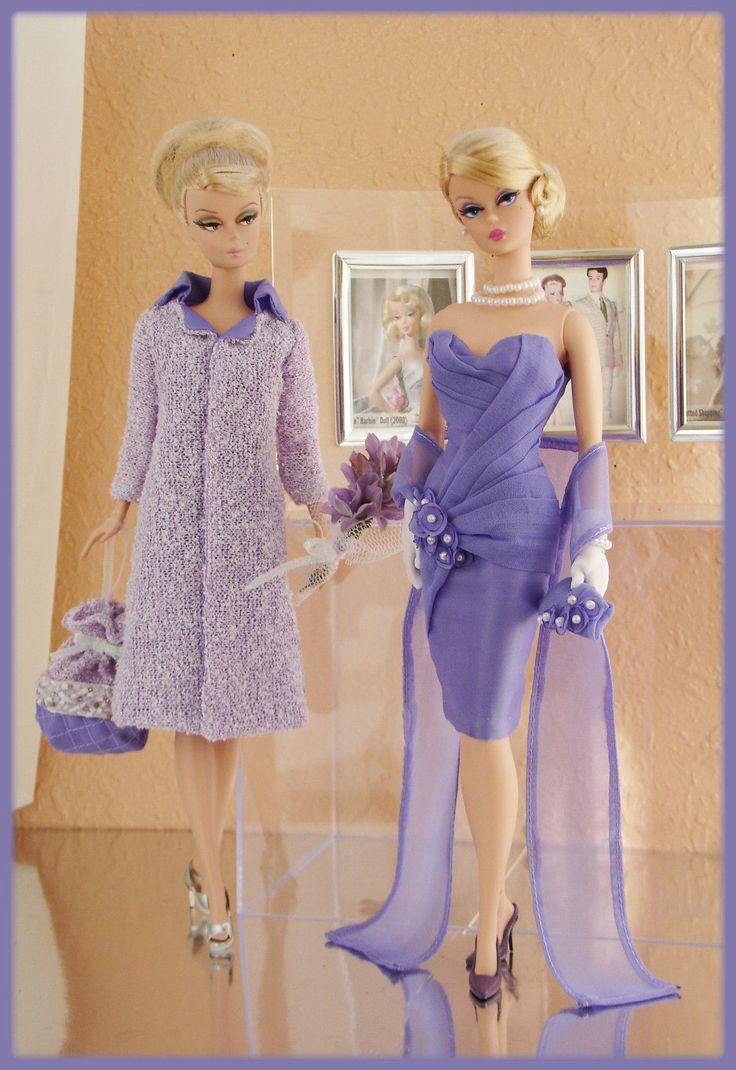 OOAK Fashions for Silkstone Fashion Royalty Vintage Barbie Poppy Parker | eBay