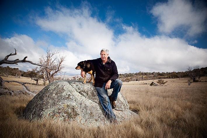 wool-industry pioneer Charles Massey