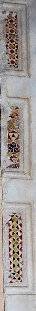 """Образцы тканей из книги О.Лечицкой """"Коптские ткани"""". Октагон - мотив в виде двух пересекающихся квадратов. Ромб окруженный кругами-петлями. Ромб(квадрат) с…"""