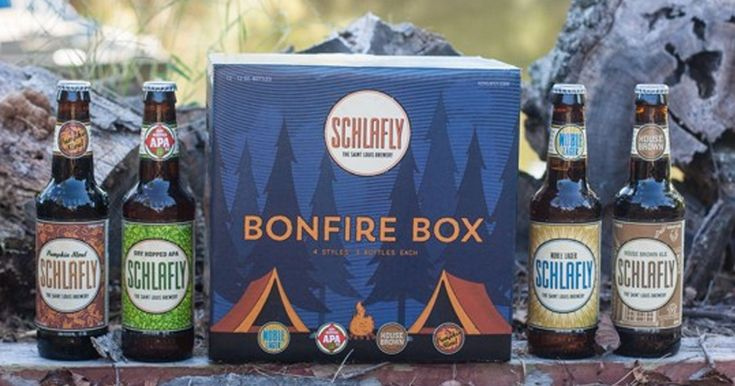 Schlafly Beer | Bonfire Box (Variety Pack)