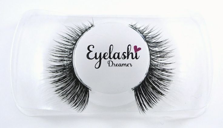 DREAMER Perfect winged lash to add that little extra glam without being too over the top.