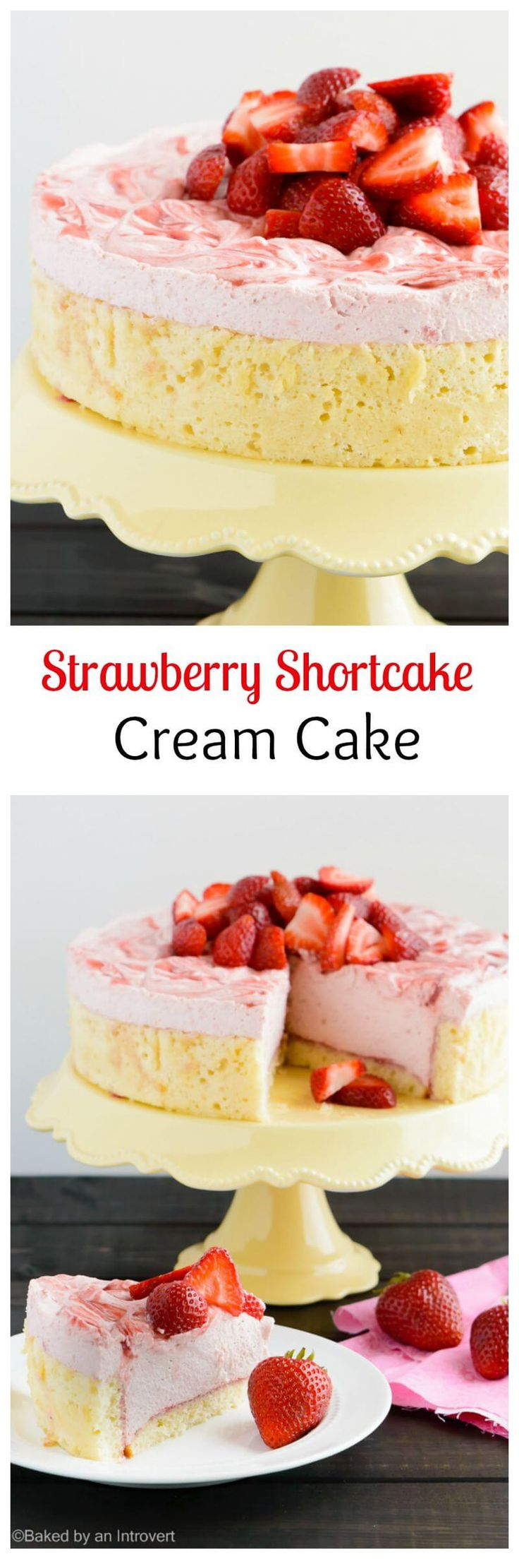 Best 20+ Homemade Strawberry Shortcake ideas on Pinterest ...