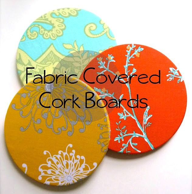 For my front door - Sew Much Sunshine [to the square inch]: IKEA Hack: Fabric Covered Cork Board Tutorial