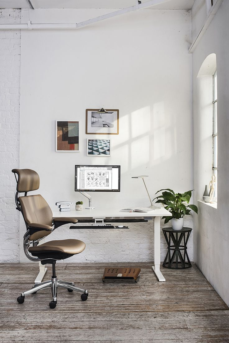 14 best humanscale home office inspiration images on for Office inspiration