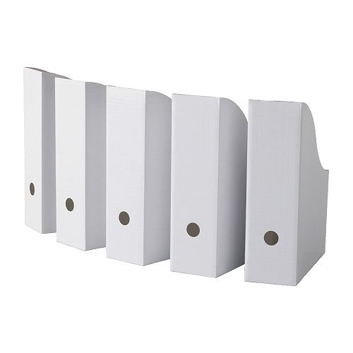 I am using these this year for individual student files. 5 for $1.99 at ikea.