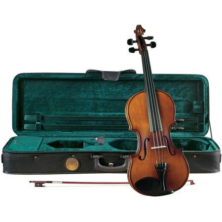 Cremona SV-225 Premier Student Violin Outfit, 4/4 Size