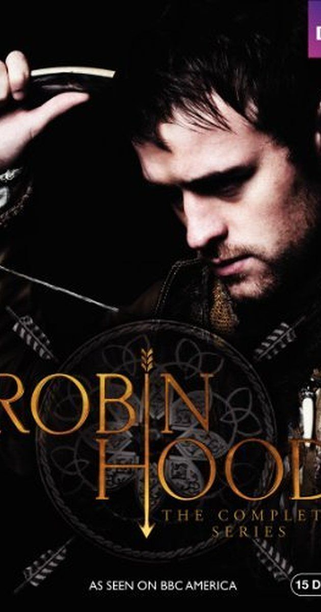 IMDB Rating: 7.5/10. TV series. After 5 years of fighting in the crusades, Robin returns to England and leads a band of outlaws to outwit the Sheriff of Nottingham. 2006-2009.