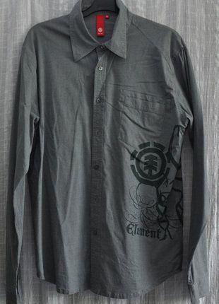 À vendre sur #vintedfrance ! http://www.vinted.fr/mode-hommes/chemises/28037349-tres-belle-chemise-homme-t-m-marque-element-tbe