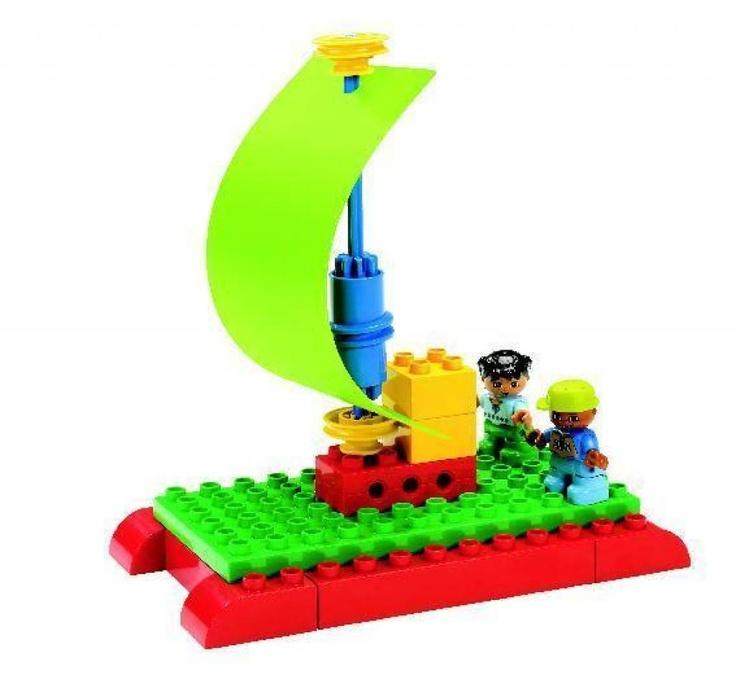 DUPLO Eerste Techniek - eenvoudige machines - Kinderspel®