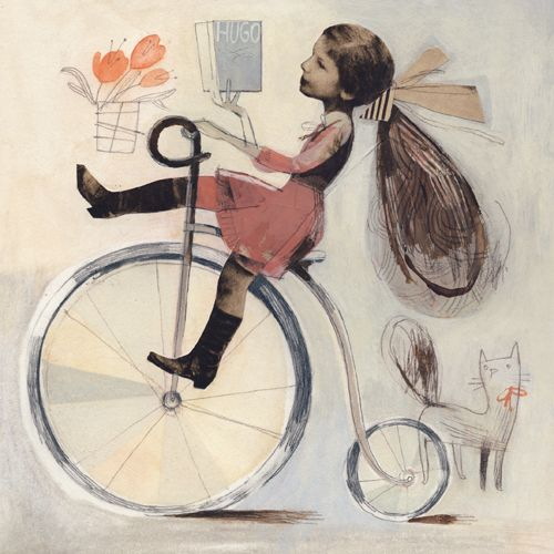 LOVE this illustrator... The exceptionally talented, Isabelle Arsenault.