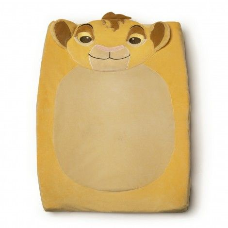 THE LION KING Simba Character Changing Pad Cover