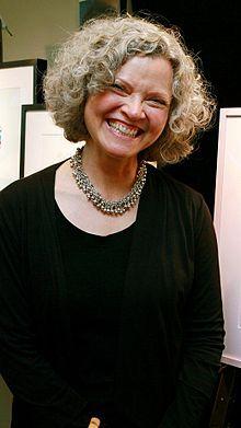 2011 Photo - Writer & Illustrator Barbara McClintock B.1955