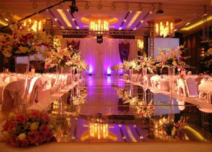 New At Kim S Bridal Mirrored Event Aisle Runner Transform