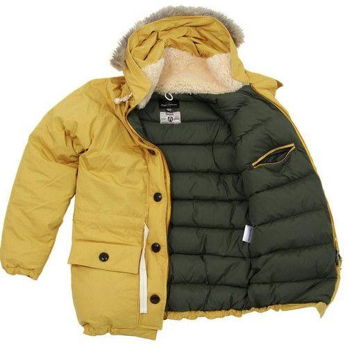 Nigel Cabourn Everest Parka | End Clothing