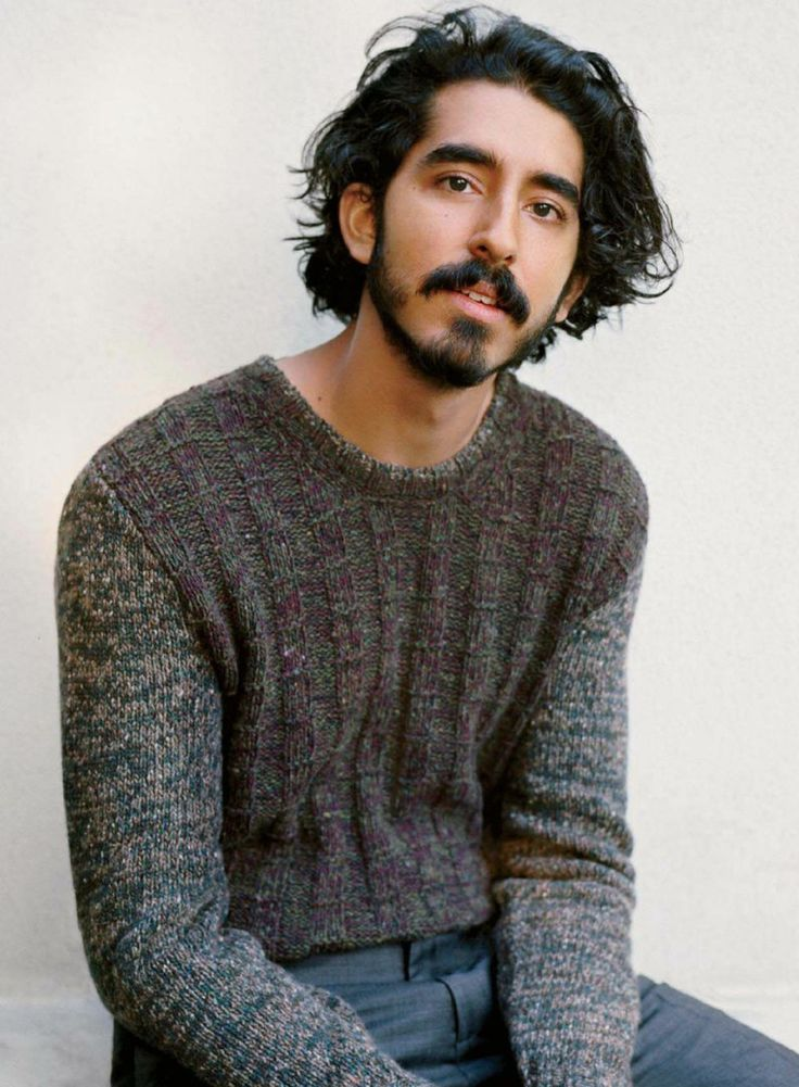 "marimopet: "" mariablanca: "" Dev Patel by Wai Lin Tse for InStyle, December 2016 "" cant believe we're married… i love us """