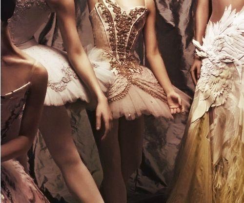 wish i was a ballerina sometimes
