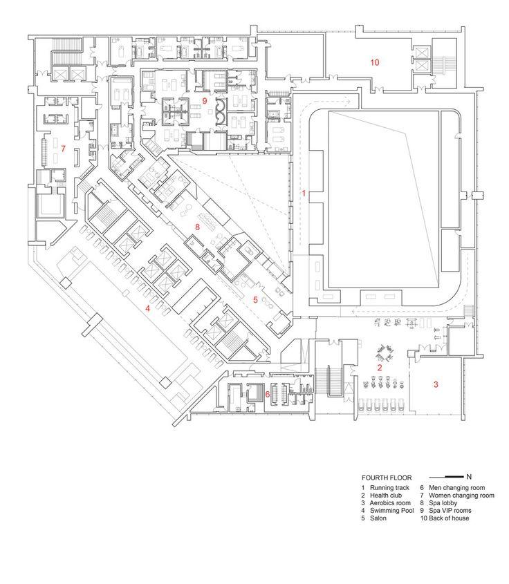 Galeria de Hotel Le Meridien Zhengzhou / Neri&Hu Design and Research Office - 11