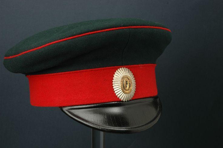 Berretto da ufficiale di fanteria Russia Imperiale inizi XX secolo