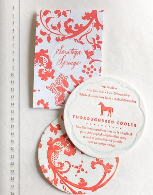 Wedding Invites: Design Inspiration, Paper Goodies, Coral, Wedding, Matchbook, Design Nests, I'M, Designer Nests, The Roller Coasters