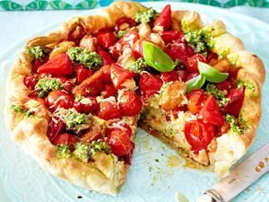 Tomaten-Rezepte mit aromatischem Sommergemüse