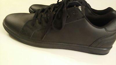 Williamrast men walking shoes. Black Sneaker shoes
