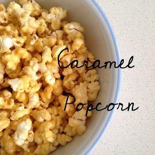 Thermomix Caramel Popcorn