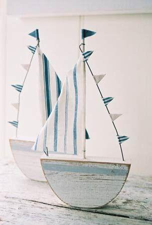 Sailboats: Diy Sailboats, Sailboats Decor, Wood Boats, Diy Crafts, Boys Rooms, Decor Seaside, Sailing Away, Beaches Decor, Sailing Boats