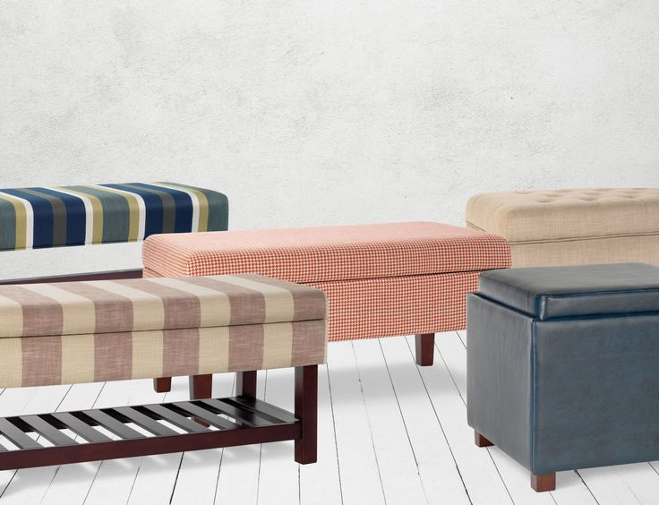 From the Bench Collection; an assortment of benches and fashion forward ottomans. From medium or large to round or square, there are endless options to choose from. Over 24 benches and ottomans available. CLICK TO SEE THE ART VAN BLACK FRIDAY SALE PRICE!