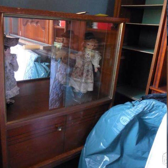 "DIY ""meuble salon"" sur mon blog!! #diymeuble #vintage #meublevintage #diy #avantapres #madecoamoi #littlevintagelovers #blogfamily"