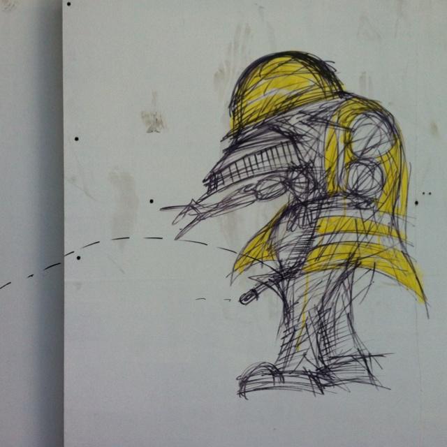 More London art
