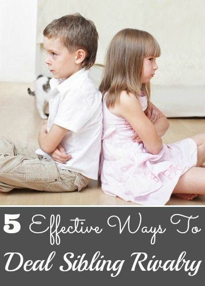 5 Effective Ways To Deal With Sibling Rivalry: Sibling rivalry is something which may start as a curiosity amidst siblings and can end as jealousy, irritation or anger.