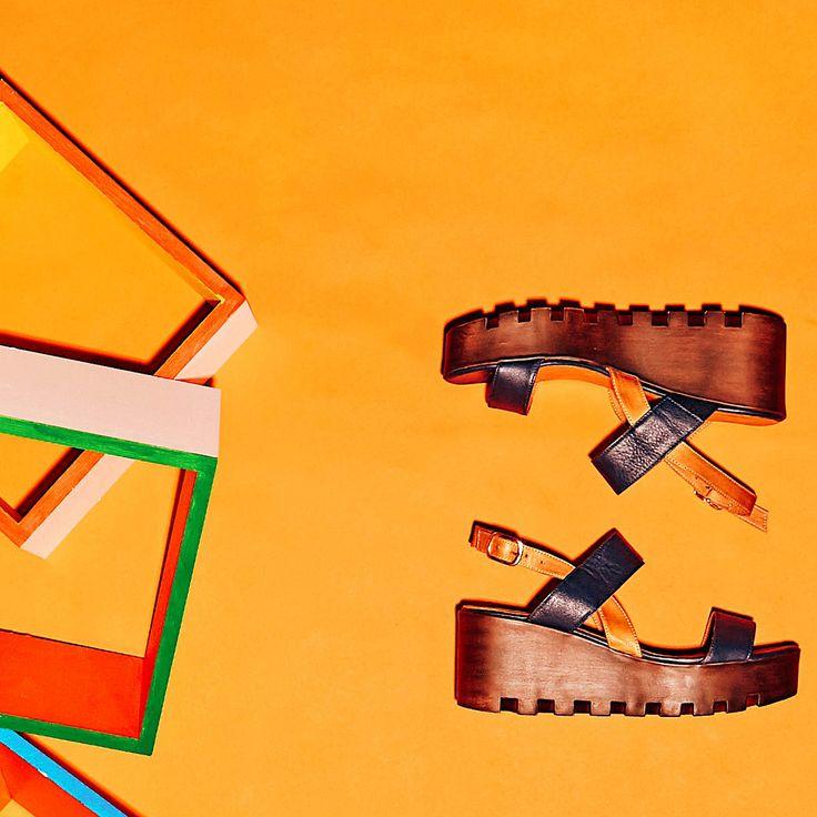 Босоножки на тракторной подошве и укороченные джинсы – лучшее сочетание лета 2017 🍍 Арт:VS56-095293/8 Цена: 3999 руб #respectshoes #iloverespect #shoes #ss17 #shopping #обувьреспект #шоппинг #лето #летовrespectshoes