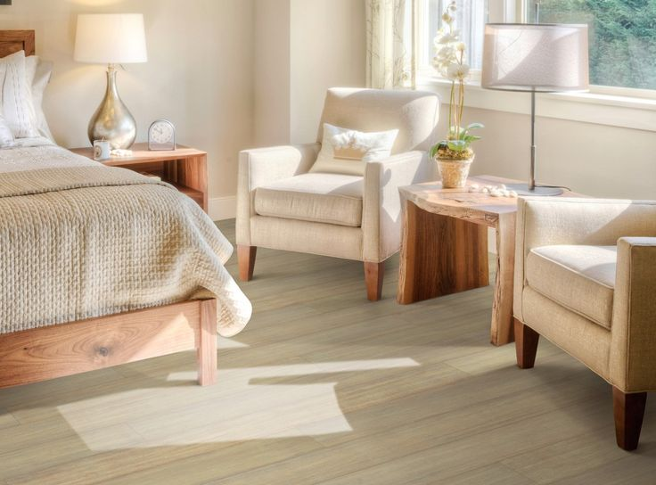 muse strand hand scraped oyster bamboo flooring bedroom inspiration white washed flooring