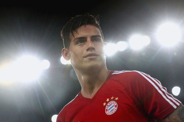 James Rodriguez Photos Photos: FC Bayern Muenchen Audi Summer Tour – Day 6