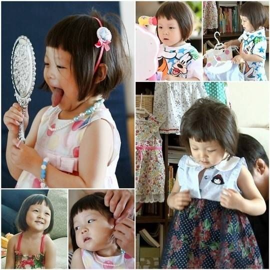 Choo Sarang plays dress-up in preview cuts for 'Superman is Back'