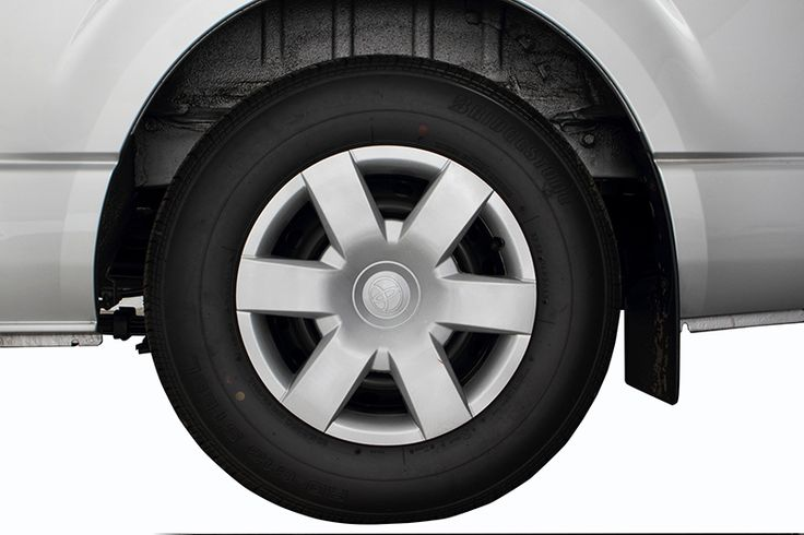 Toyota Auto2000 Hiace Wheel Exterior Type Commuter