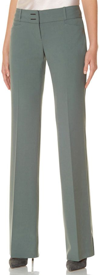 Liv Flare Leg Trouser Pants, The Limited Scandal collection.