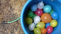Outside Water Balloon Games for Teens | eHow