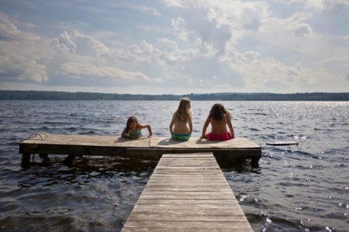 9 правил безопасного плавания детей в водоемах