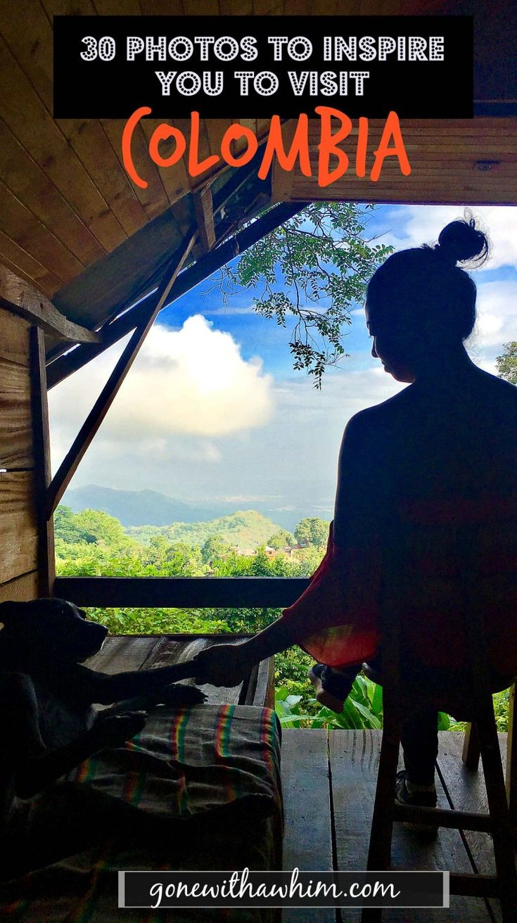 Photos to inspire you to visit Colombia -- gonewithawhim.com