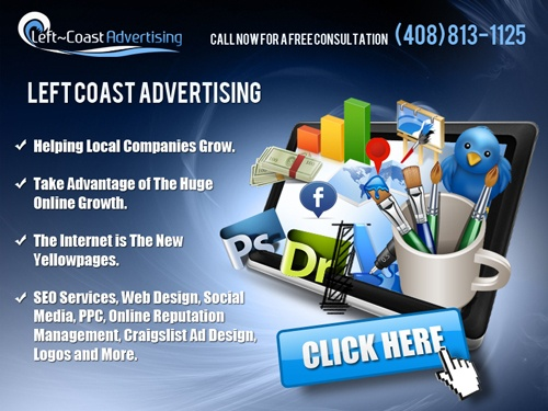 Left Coast Advertising is your all-around solution for online marketing/internet marketing.Marketing Company, Facebook Like, Online Marketing Internet, Online Business, Business Ppc, Business Marketing, Online Marketinginternet, Left Coast, Coast Advertis