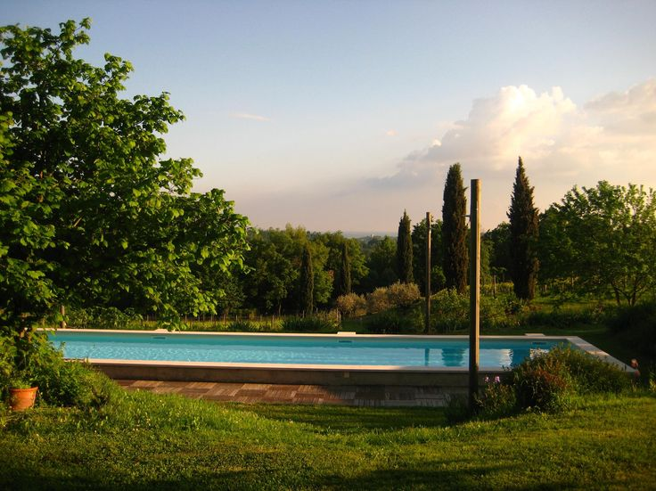 Pool - The choice is yours - take an early morning refreshing dip, or a dip to cool after a long day in the gorgeous sunshine.
