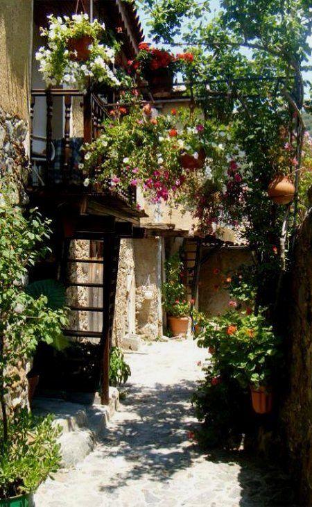 Kakopetria old village, Cyprus