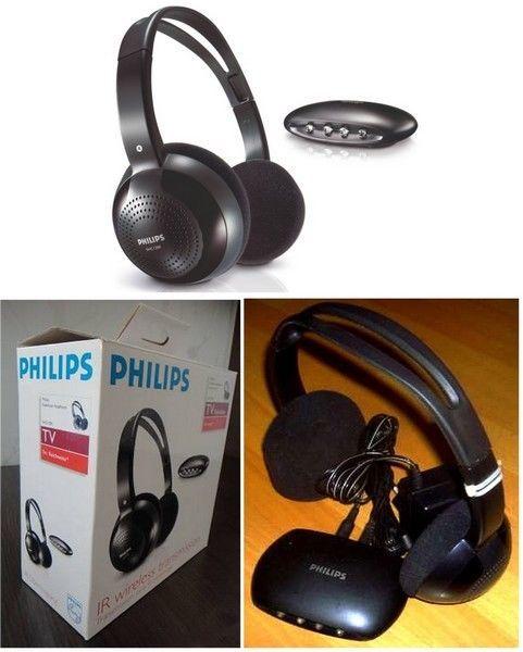 Casque sans Fil -  Audio Video - Philips SHC 1300