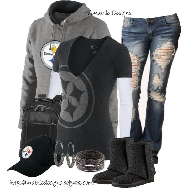 """""""Football Tailgating Contest"""" by amabiledesigns on Polyvore"""