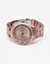 Rose Watch - JewelMint- i have wanted a michael kors Rose Gold watch forever!