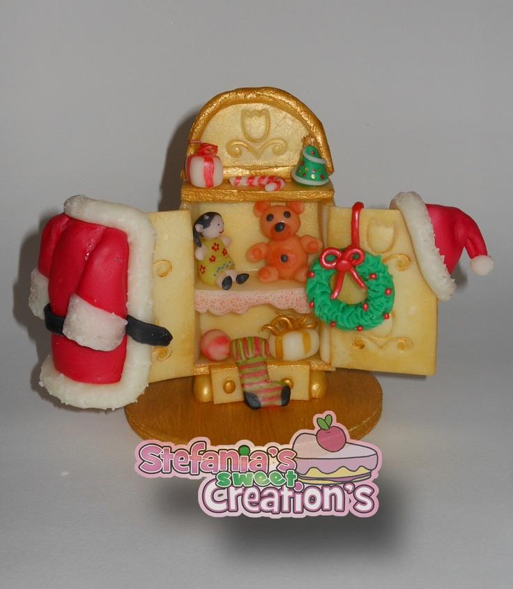 l'armadio di Babbo Natale