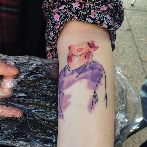 26 Enchanting Taylor Swift-Inspired Tattoos