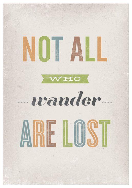 I heart Tolkien's wisdom :: from handz on etsy