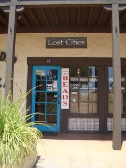 lost city san diego and bead store on